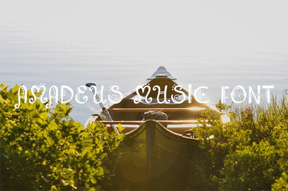 amadeus music font free download