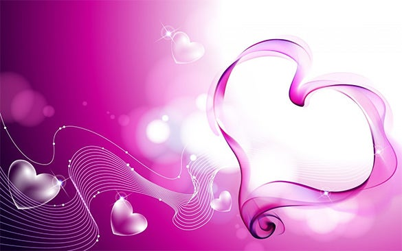pink heart wallpaper for girls