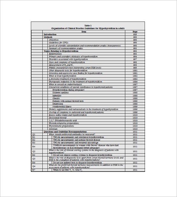 thyroid medication list