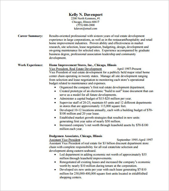 internship latex resume free pdf template