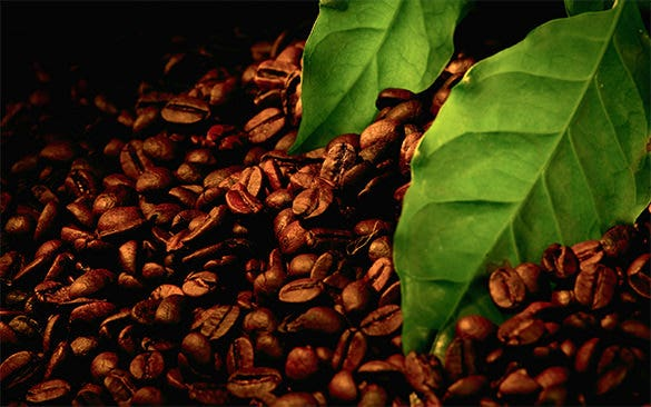 coffee download desktop background