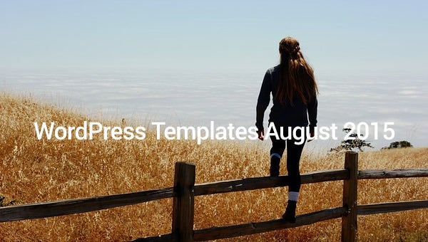 WordPress-Templates-August-2015