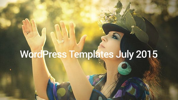 WordPress-Templates-July-2015