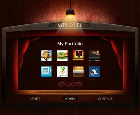 Put-Your-Portfolio-in-a-Website