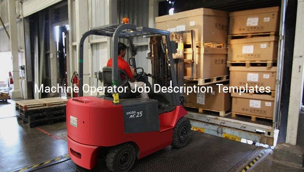 machineoperatorjobdescriptiontemplate