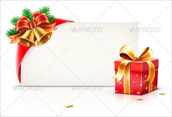 vector eps gift card envelope