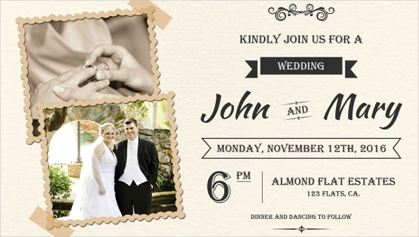 85 Wedding Invitation Templates Psd Ai Free Premium Templates