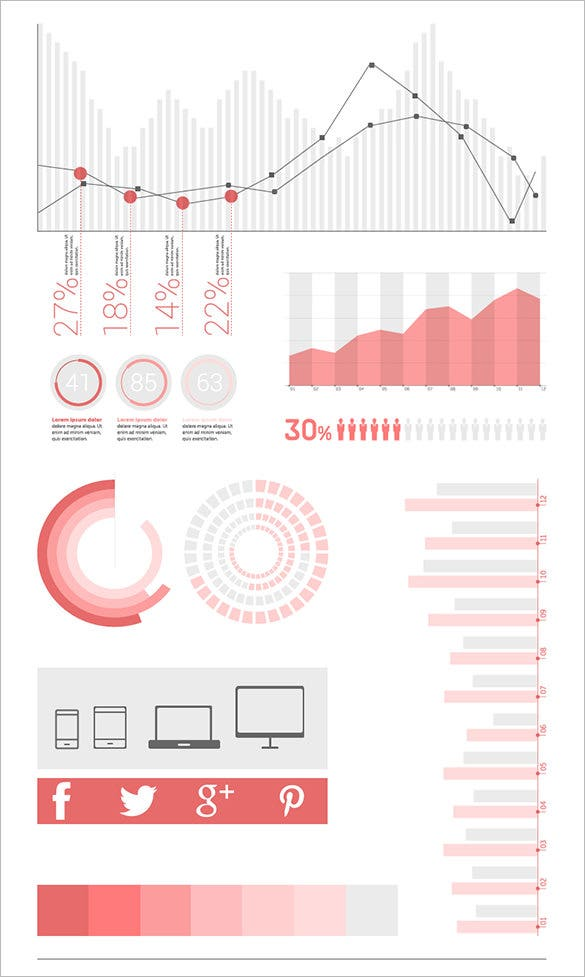 free infographic elements for free download