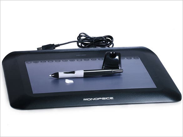 Monoprice-Graphics-Drawing-Tablet-Review