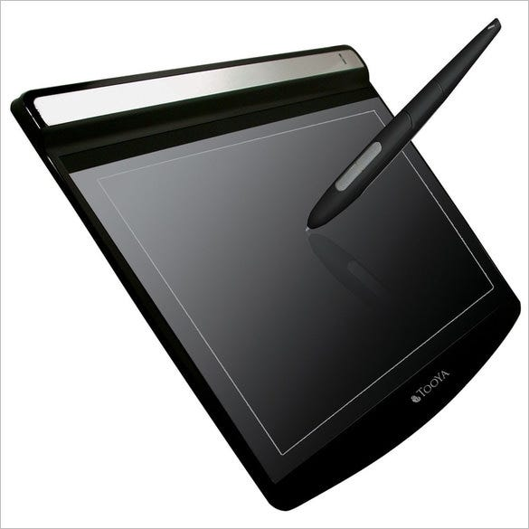 Penpower-Tooya-Pro-USB-Graphics-Tablet-Review