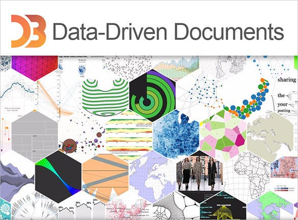 data driven documents tool for data visualization