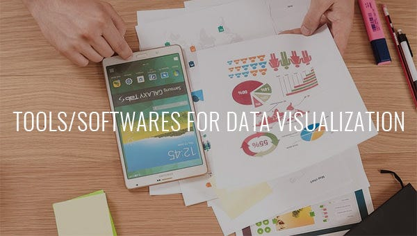 best tools softwares for data visualization