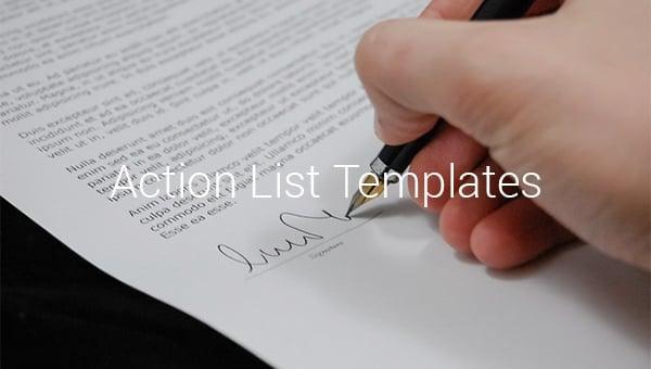 actionlisttemplates
