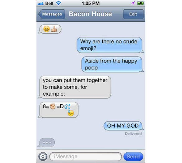 cute emoji messages to send your boyfriend