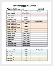 Printable-Weekly-Volunteer-Schedule-Template-Free-Download