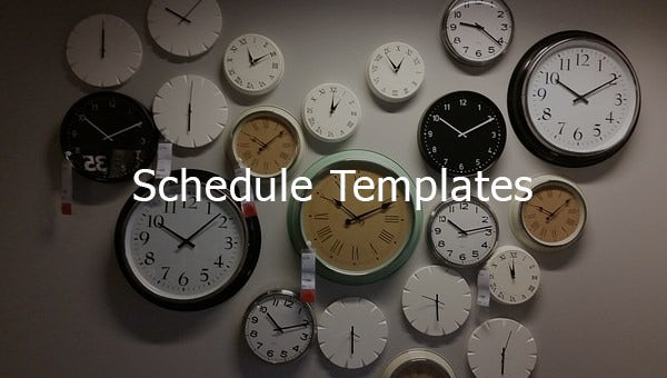 scheduletemplates