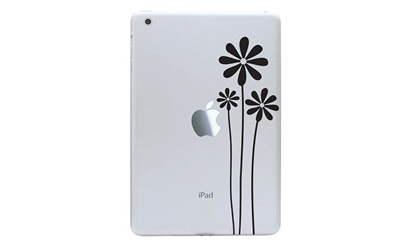 wildflowers ipad stickers