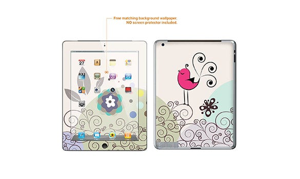 awesome ipad stickers