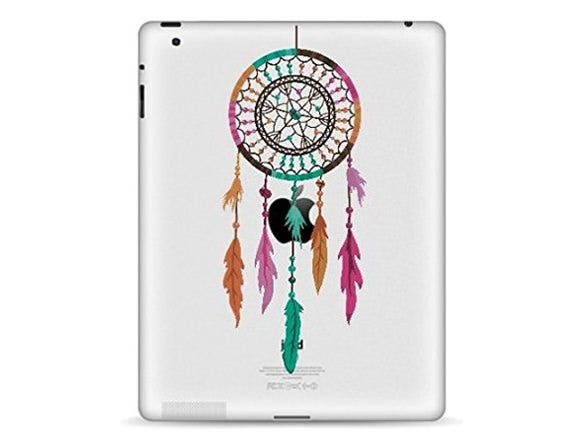 feather ipad stickers