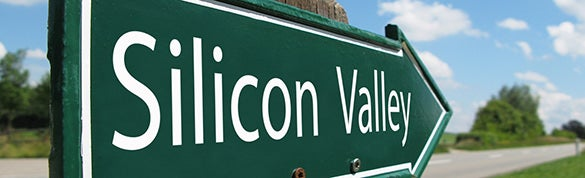 linkedin background to silicon valley