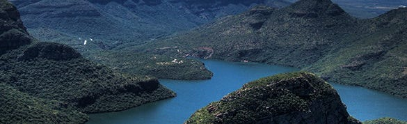 beautiful blyde river canyon linkedin background