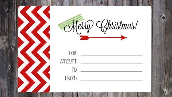 christmasgiftcertificatetemplate