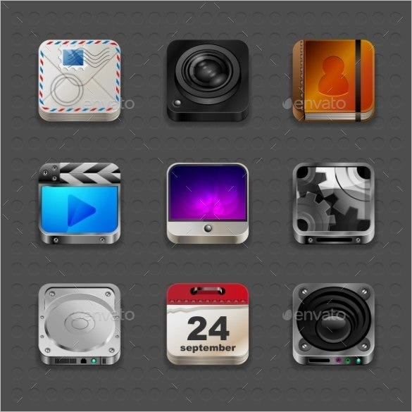 best app icons collection
