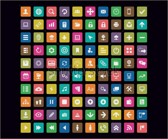 100 best app icons