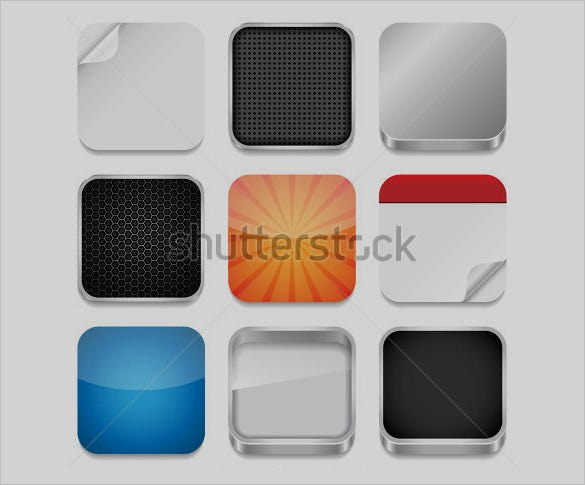 best app icon templates