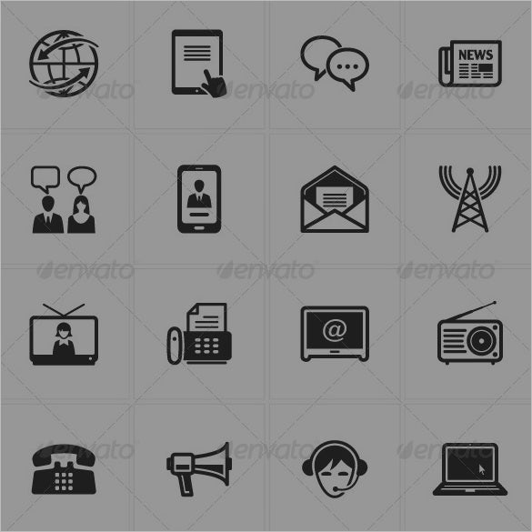 best communication app icons