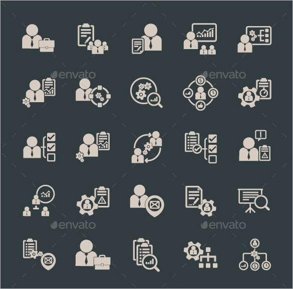 project management app icons