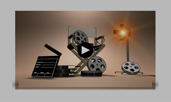 download awesome motion graphic video