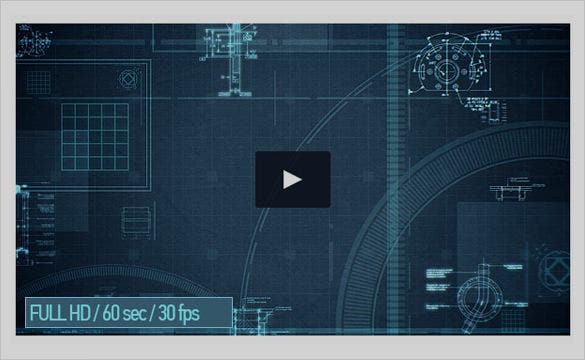 construction motion graphics