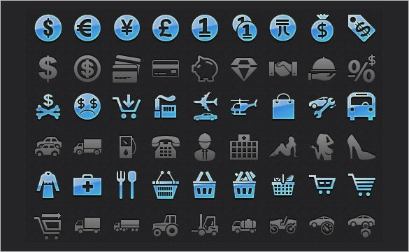 download useful business icons