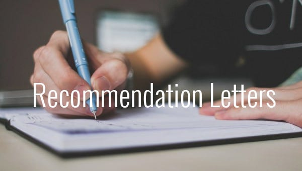 recommendationletters