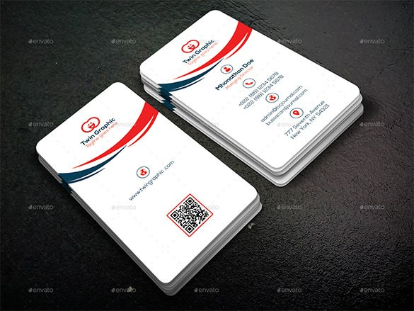 creative premium business card design