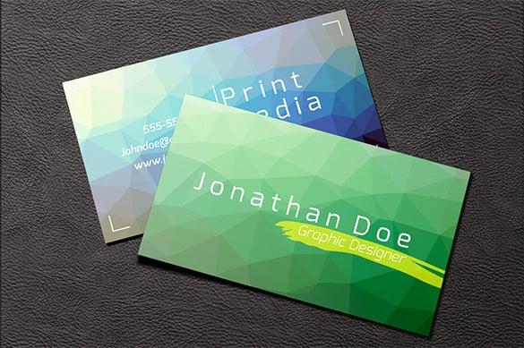 designer business card premium download