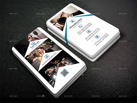 stunning premium business card design