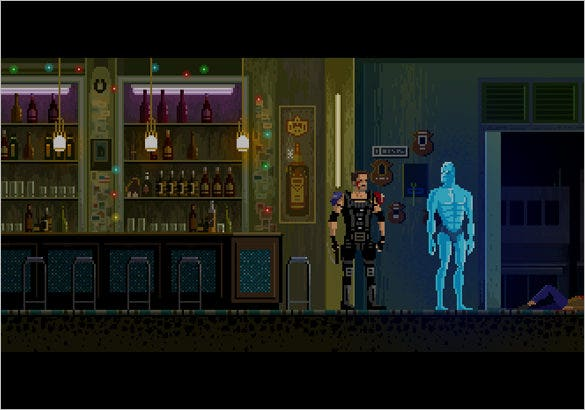 36 Beautiful Pixel Art Examples For Your Inspiration