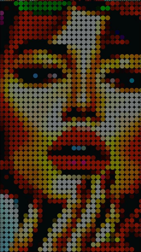 artist pixel art