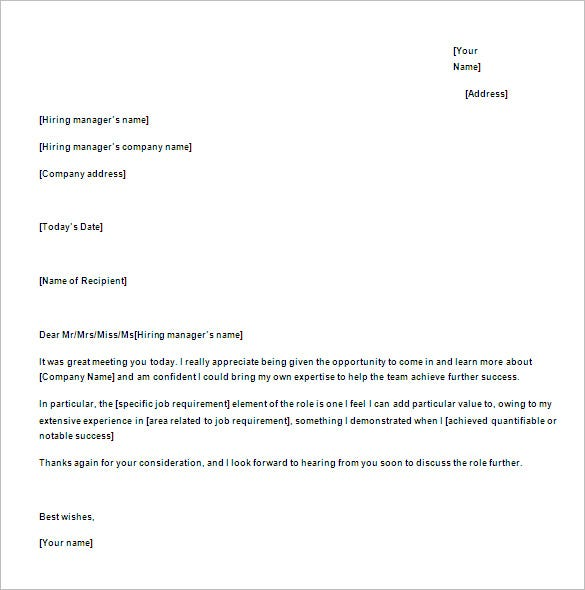 unsolicited application letter application letters livecareer