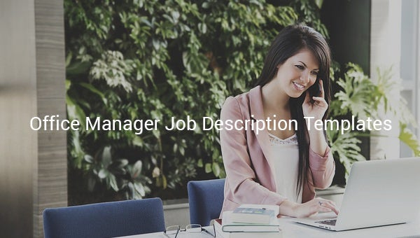 officemanagerjobdescriptiontemplate