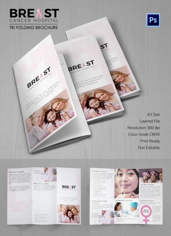 Breast_cancer_Tri_folding_Brochure