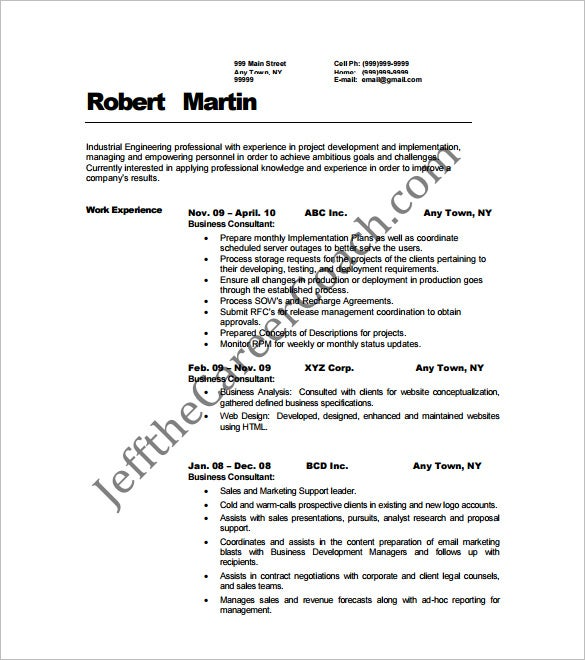 Management Consultant Resume Objective Resume Sample Ideas Getting Started  Management Consultant Resume Objective Resume Sample Ideas  Consultant Resume Sample