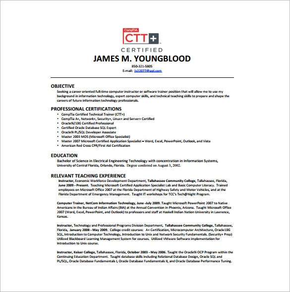 junior sql developer sle resume