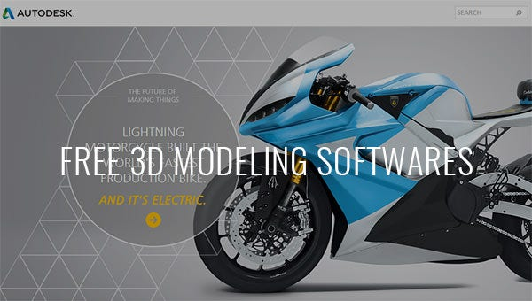 free3dmodelingsoftwares