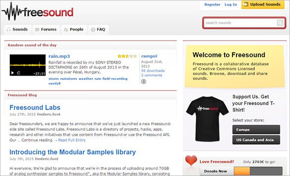 Freesound-Website-For-Free-Sound-Effects