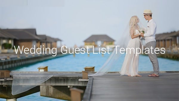 weddingguestlisttemplates