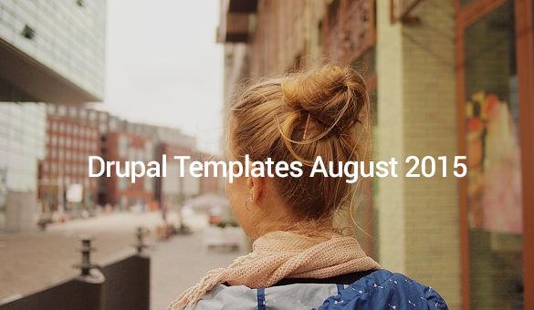 Drupal-Templates-August-2015