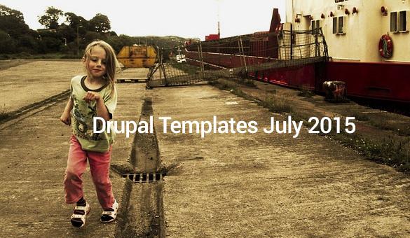 Drupal-Templates-July-2015